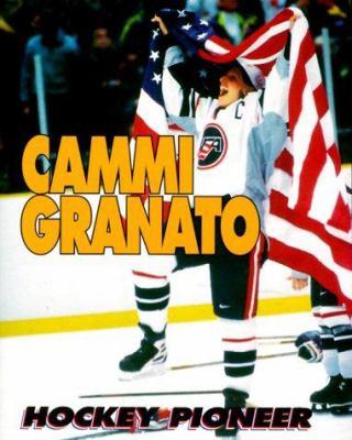 Paperback Cammi Granato : Hockey Pioneer [Spanish] Book