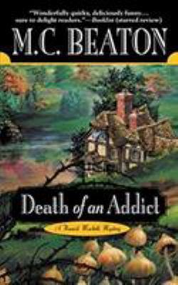 Death of an Addict B0072Q2K2G Book Cover