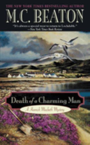 Death of a Charming Man B0073N619G Book Cover