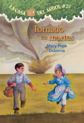 Tornado en Martes - Mary Pope Osborne