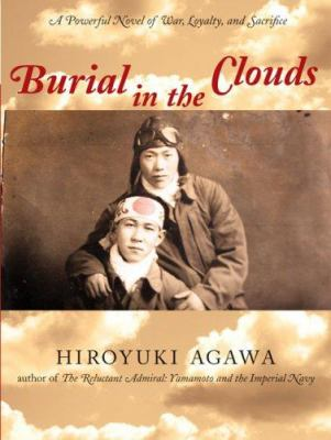 Paperback Burial in the Clouds Book