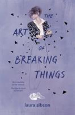 Hardcover The Art of Breaking Things Book