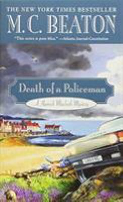 Death of a Policeman 1455504742 Book Cover