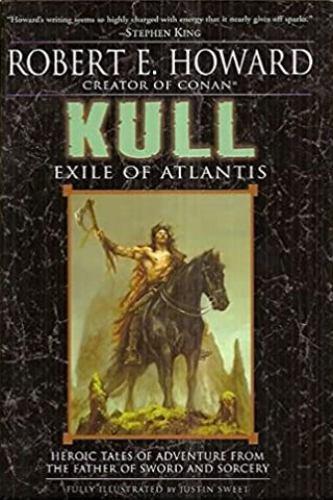 Kull: Exile of Atlantis 0739477935 Book Cover