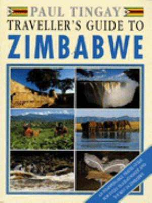 Paperback Traveller's guide to Zimbabwe (Traveller's Guides) Book