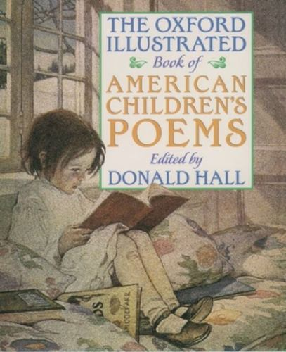 Paperback The Oxford Illustrated Book of American Children's Poems Book