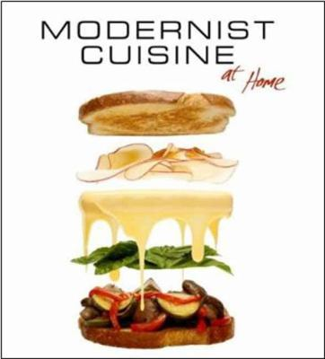 Hardcover Modernist Cuisine at Home [Large Print] Book