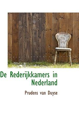 Paperback De Rederijkkamers in Nederland Book