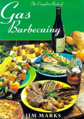 Hardcover Gas Barbecuing Book