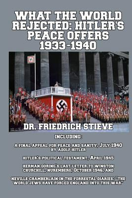 an overview of the last month of adolf hitlers rule Adolf hitler's views on britain and empire pre world war 2 - taken from the kindle   this may have been important: he missed the dire last month of the war, when   by december 1922, however, the outline of the foreign policy he was to try to.