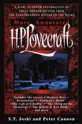 More Annotated H.P. Lovecraft 0440508754 Book Cover