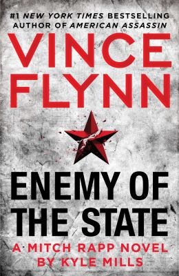 Enemy of the State - Book #16 of the Mitch Rapp