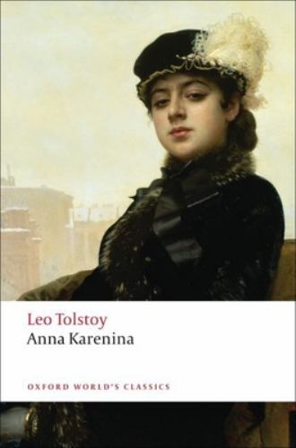 Anna Karenina 0199536066 Book Cover
