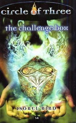 Circle of Three #14: The Challenge Box 0060006064 Book Cover