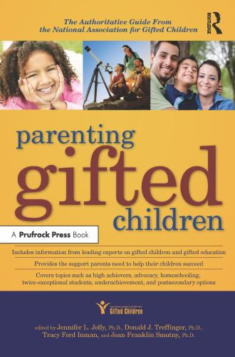 Paperback Parenting Gifted Children : The Authoritative Guide from the National Association for Gifted Children Book