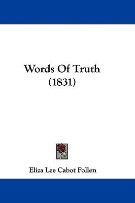 Hardcover Words of Truth Book