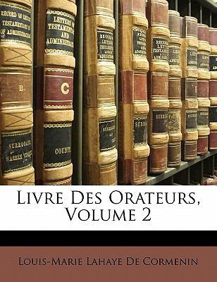 Paperback Livre des Orateurs Book
