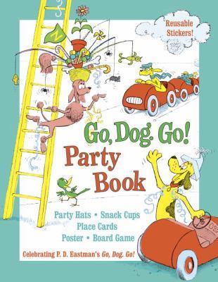 Paperback Go, Dog. Go! Party Book