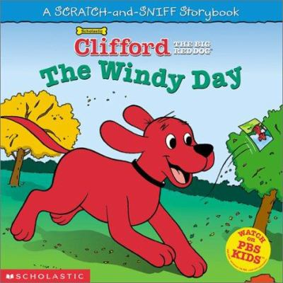 Clifford The Big Red Dog The Windy Book By Norman Bridwell