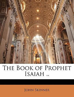 Paperback The Book of Prophet Isaiah Book
