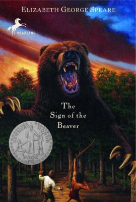 Paperback The Sign of the Beaver Book