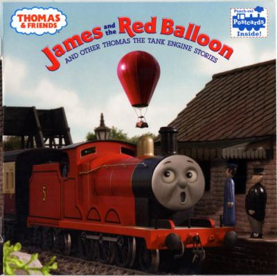 James And The Red Balloon Other Thomas Tank Engine Stories