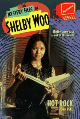 HOT ROCK SHELBY WOO 3 (Mystery Files of Shelby Woo) - Book #3 of the Mystery Files of Shelby Woo