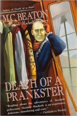 Death of a Prankster (Hamish Macbeth Mysteries,... 0312077017 Book Cover