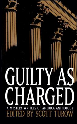 Guilty As Charged - Book  of the Mystery Writers of America Anthology