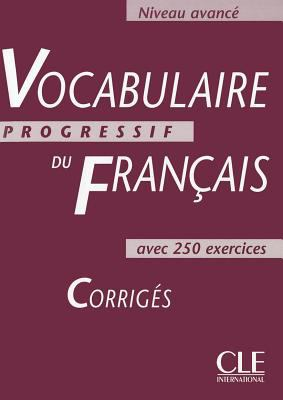 Full vocabulaire progressif du franais book series vocabulaire vocabulaire progressif du franais niveau avanc corrigs fandeluxe Image collections