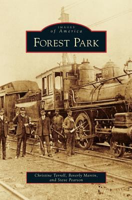 Forest Park - Book  of the Images of America: Georgia