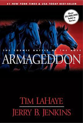 Paperback Armageddon : The Cosmic Battle of the Ages Book
