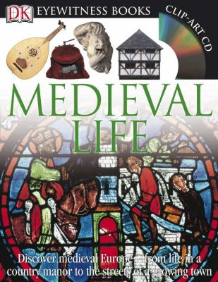 Medieval Life - Book  of the DK Eyewitness Books