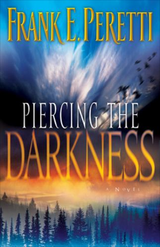 Paperback Piercing the Darkness Book