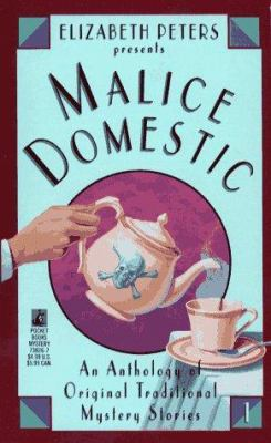 Malice Domestic; an Anthology of Original Traditional Mystery Stories - Book #1 of the Malice Domestic
