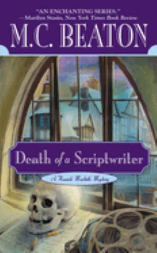 Death of a Scriptwriter B007CIKRME Book Cover