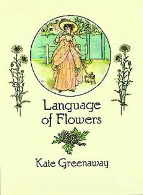 Language of Flowers book by Kate Greenaway