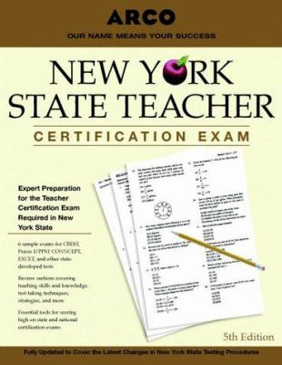 Arco New York State Teacher... book by Joan U. Levy