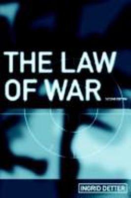 The Law of War - Ingrid Detter