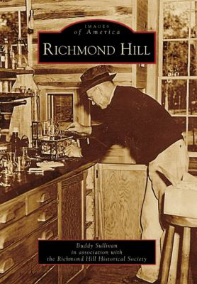 Richmond Hill - Book  of the Images of America: Georgia