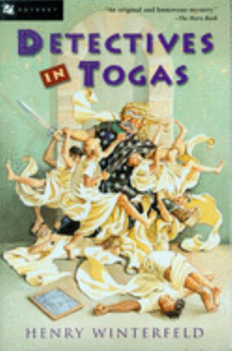 Paperback Detectives in Togas Book