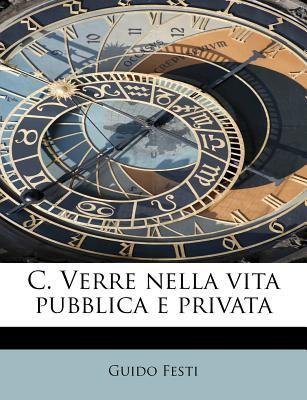Paperback C Verre Nella Vita Pubblica E Privat Book
