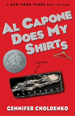 Paperback Al Capone Does My Shirts Book