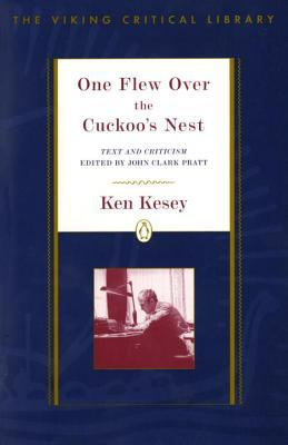 Paperback One Flew over the Cuckoo's Nest : Text and Criticism Book