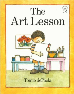 The Art Lesson - Tomie dePaola