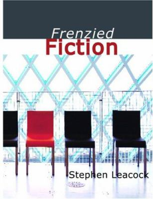 Paperback Frenzied Fiction [Large Print] Book