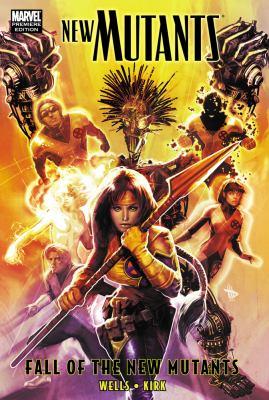 New Mutants : Fall of the New Mutants - Wells, Zeb
