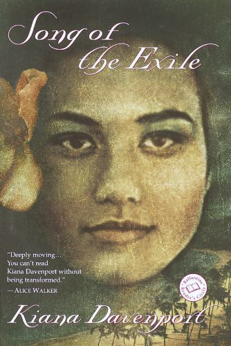Paperback Song of the Exile Book