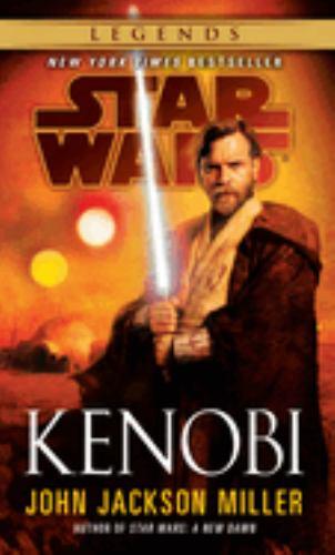 Kenobi - Book  of the Star Wars Legends