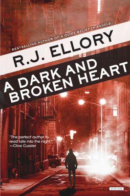 A Dark and Broken Heart: A Thriller 146831128X Book Cover